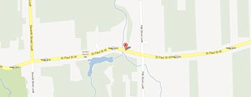 Google Map of Tessier Pools - 539 St Paul St W, St Catharines, ON, L2R 6P7